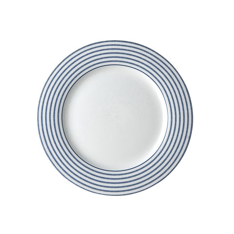 Laura,Ashley,9,Plate,Candy,Stripe,Laura-Ashley-Blueprint-Collectables-Tableware-9-Plate-Candy-Stripe