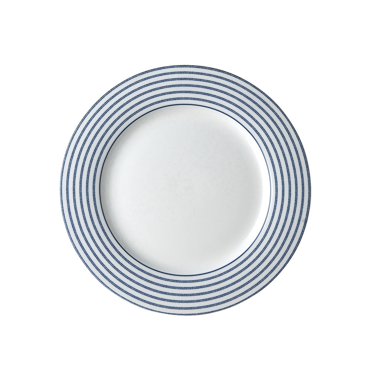 "Laura Ashley 9"" Plate Candy Stripe - product images  of"