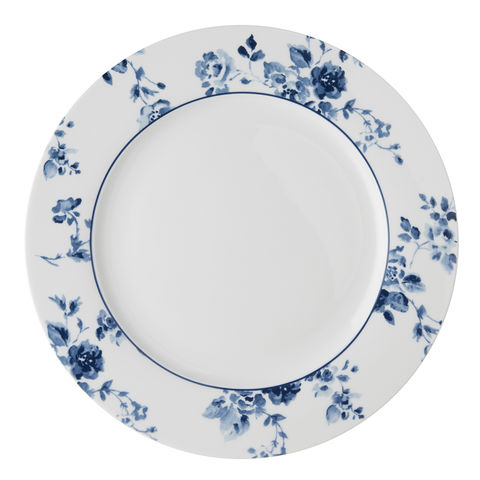 Laura,Ashley,10.5,Plate,China,Rose,Laura-Ashley-Blueprint-Collectables-Tableware-10.5-Plate-China-Rose