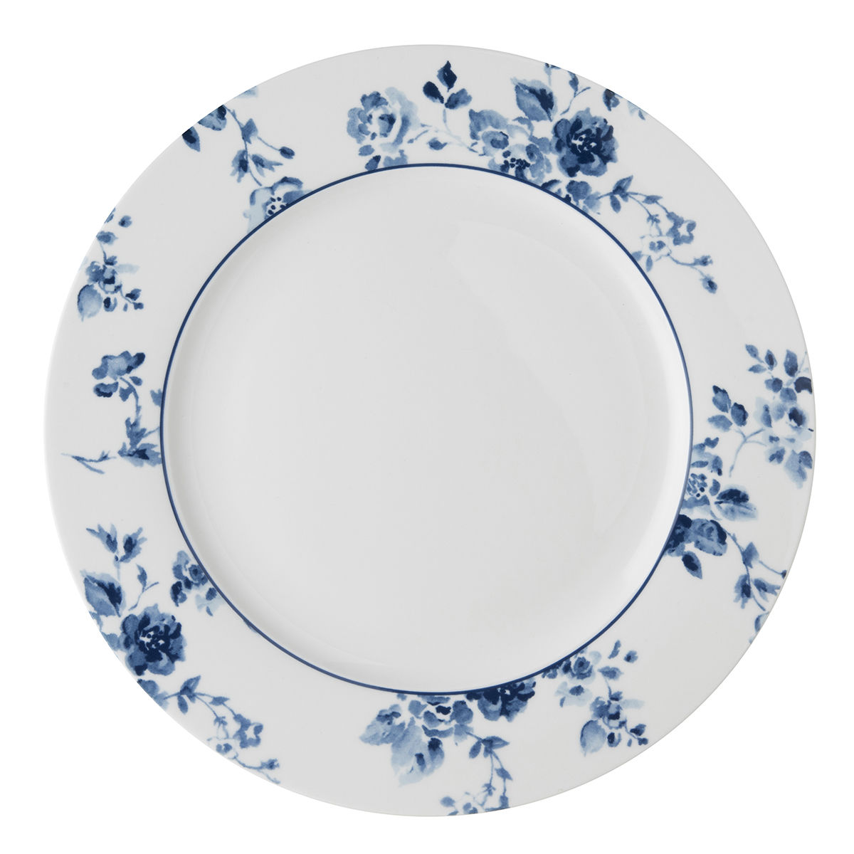 "Laura Ashley 10.5"" Plate China Rose - product images  of"