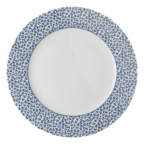 Laura,Ashley,10.5,Plate,Floris,Laura-Ashley-Blueprint-Collectables-Tableware-10.5-Plate-Floris