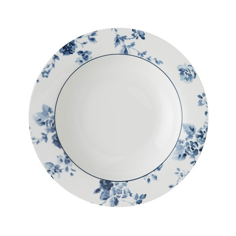 Laura,Ashley,8.4Deep,Plate,China,Rose,Laura-Ashley-Blueprint-Collectables-Tableware-8.4-Deep-Plate-China-Rose