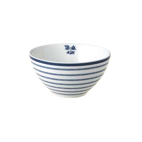 Laura,Ashley,3.4,Bowl,Candy,Stripe,Laura-Ashley-Blueprint-Collectables-Tableware-3.4-Bowl-Candy-Stripe