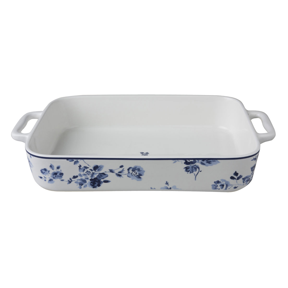 "Laura Ashley Oven Dish 8.8"" x 12.5"" Rectangular - product images  of"