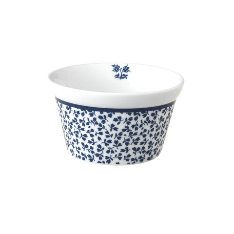 Laura,Ashley,3.5,Ramekin,Floris,Laura-Ashley-Blueprint-Collectables-Tableware-Ramekin-Floris