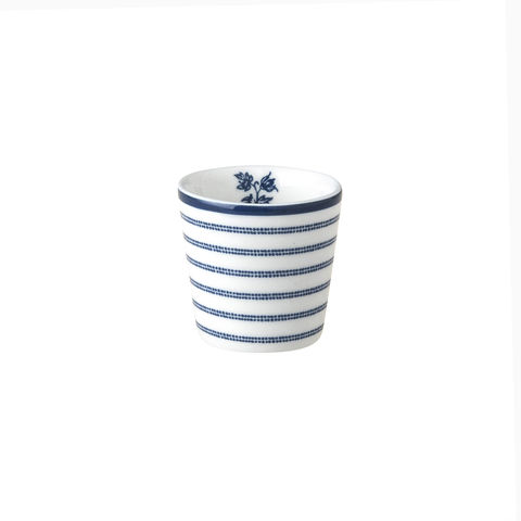 Laura,Ashley,2,Egg,Cup,Candy,Stripe,Laura-Ashley-Blueprint-Collectables-Mug-2-Egg-Cup-Candy-Stripe