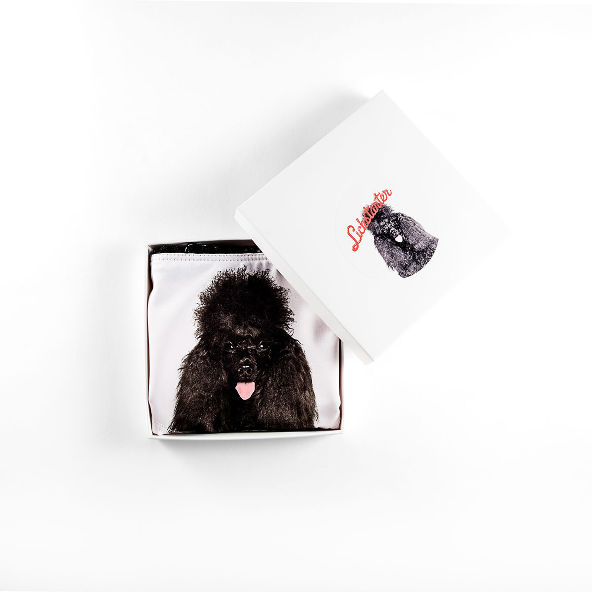 Black poodle - product images  of
