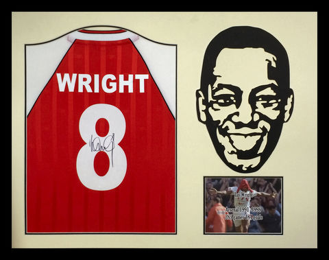 Wright,Signed,shirt,+,Silhouette