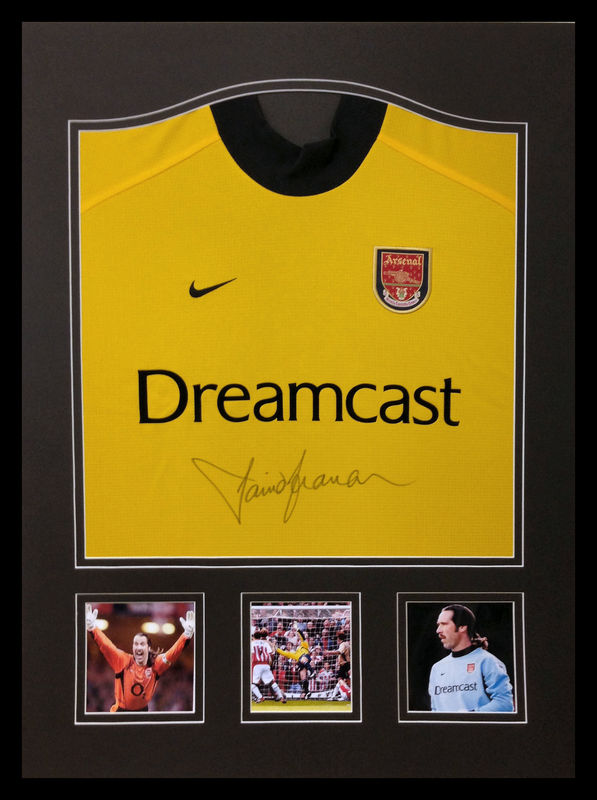 Seaman Signed and framed - product images