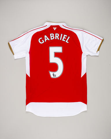 2015/2016,Home,+,Shorts,(Medium/Players,Issue/Gabriel)