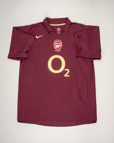 2005/2006 Home BERGKAMP (XL) - product images  of