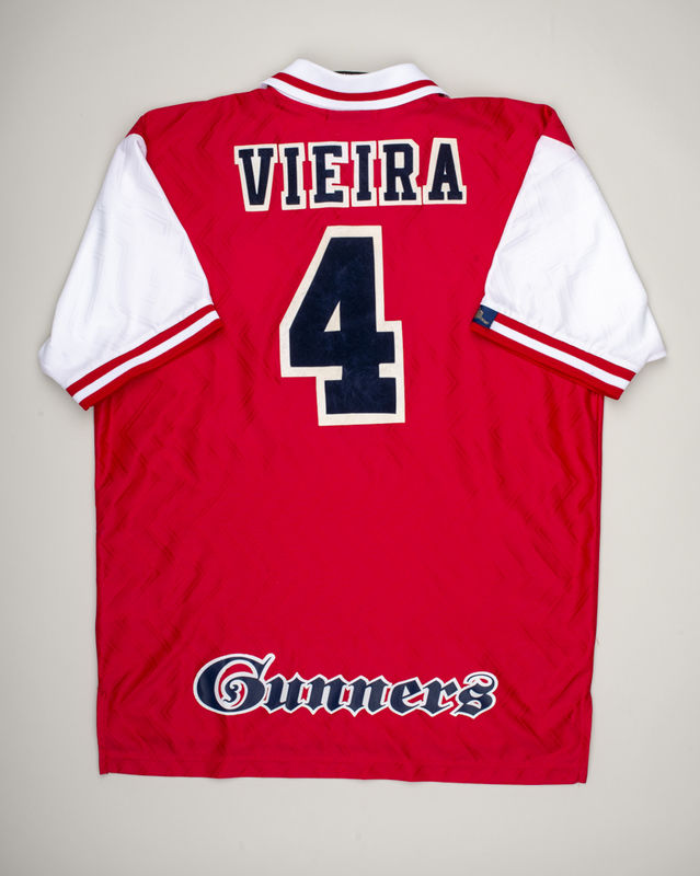 1996/1998 Home (L/ Vieira) - product images  of