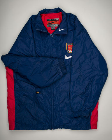 Arsenal,Puffer,Jacket,(XXL)