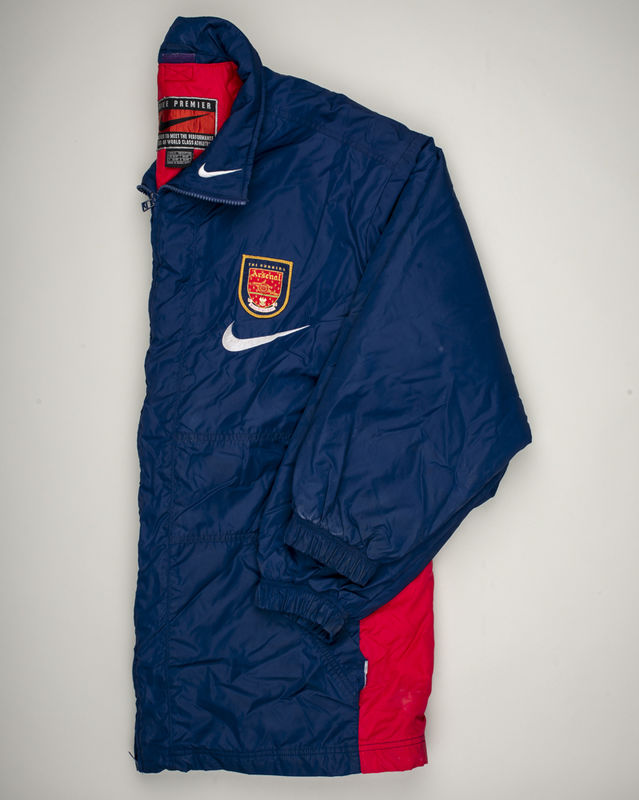 Arsenal Puffer Jacket (XXL) - product images  of