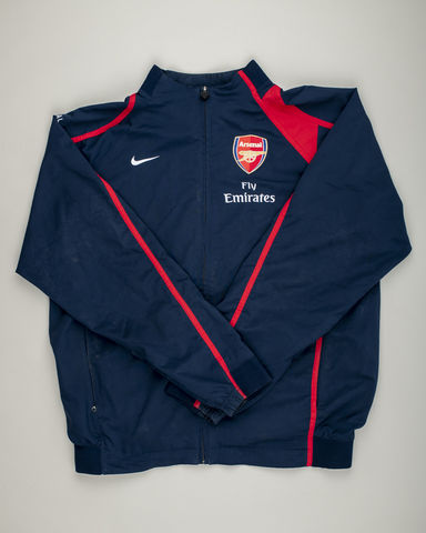 Arsenal,Training,Zip,Up,(XL)