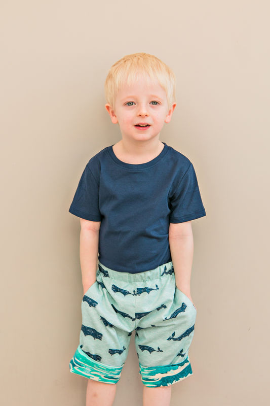 Emporia Patterns Reversible Shorts Pattern - product images  of