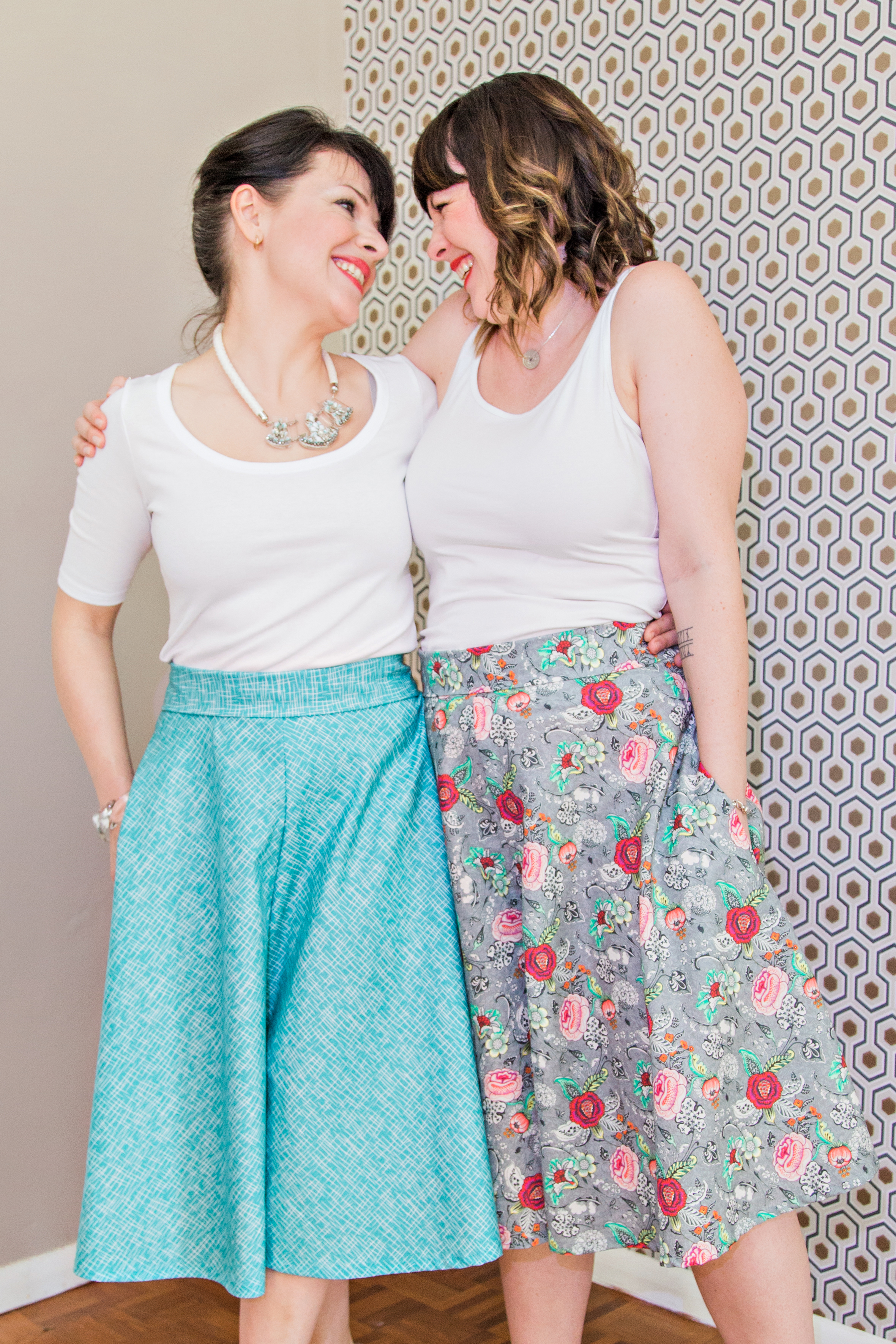 Issey culottes pattern