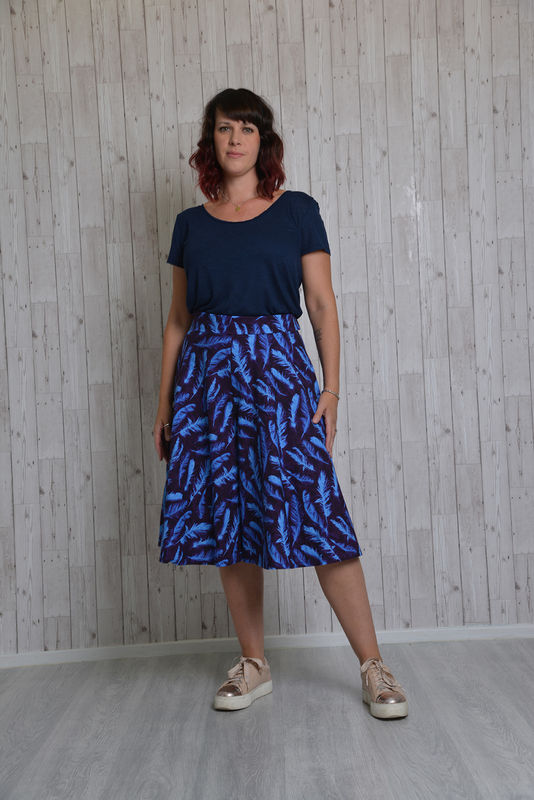 Emporia Patterns Issey Culottes Pattern - product images  of