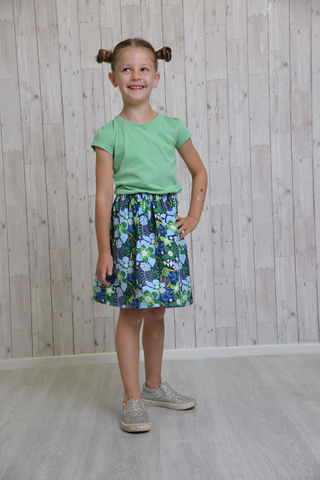 Reversible,Skirt,Instructions,reversible skirt pattern, reversible skirt, instructions, pattern, reversible, skirt, sewing, kids, childrens, girls, emporia