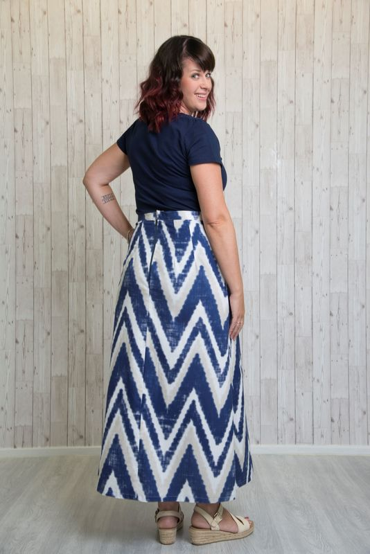 Margot Skirt Pattern - product images  of