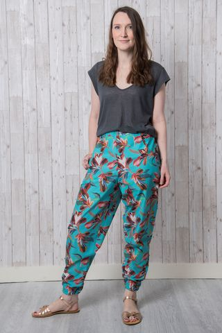Emporia,Patterns,Alice,Trousers,Pattern,alice trousers pattern, trousers, pattern, loose, fitting, sewing, emporia, fabric