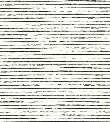 Messy,Stripe,Cotton,Jersey,in,Black,on,White,messy stripe, stripe, jersey, cotton, white, black, stretch, sewing, emporia, fabric