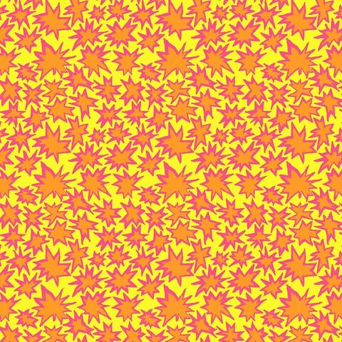 Yellow,Bang,by,Brandon,Mably,for,Kaffe,Fassett,Collective,in,and,Pink,yellow bang, pink, yellow, brandon mably, kaffe fassett, cotton, fabric, emporia