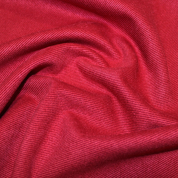 Suede Twill in Red - product images
