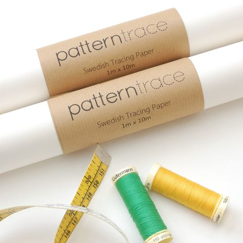 Patterntrace,Swedish,Tracing,Paper,patterntrace, swedish, tracing, paper, sewing, patterns, sewist, dressmakers, emporia