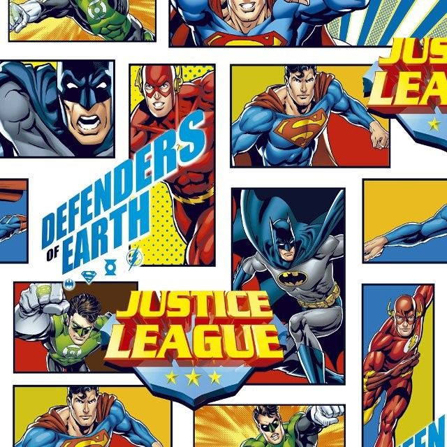 Justice League Defenders of Earth in Red Yellow and Blue - product images