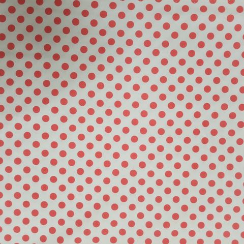 Red,Polka,Dots,on,White,red, polka dots, spots, white, cotton, quilt, dressmaking, sewing, emporia
