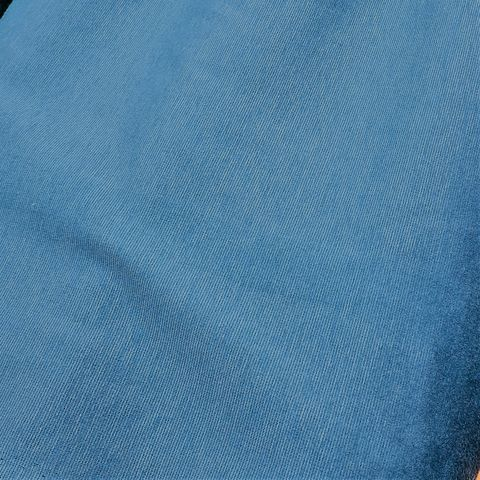 Plain,Ponte,Roma,in,Teal,Blue,plain, teal, blue, ponte, roma, jersey, stretch, sewing, fabric, emporia