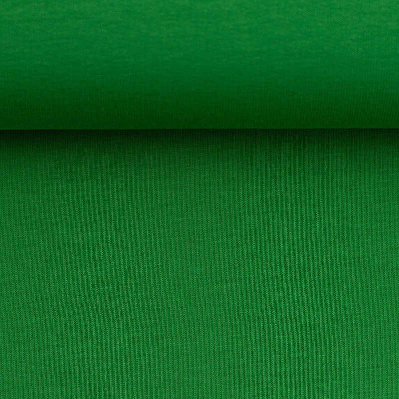 Brushed Back Sweatshirt in Grass Green - product images  of