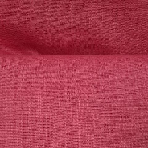 Linen,Viscose,in,Coral,Pink,linen, viscose, coral, pink, summer, fabric, sewing, dress making, emporia