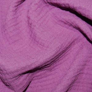 Plain,Double,Gauze,in,Orchid,Purple,double gauze, orchid, purple, plain, double, gauze, cotton, emporia, fabric