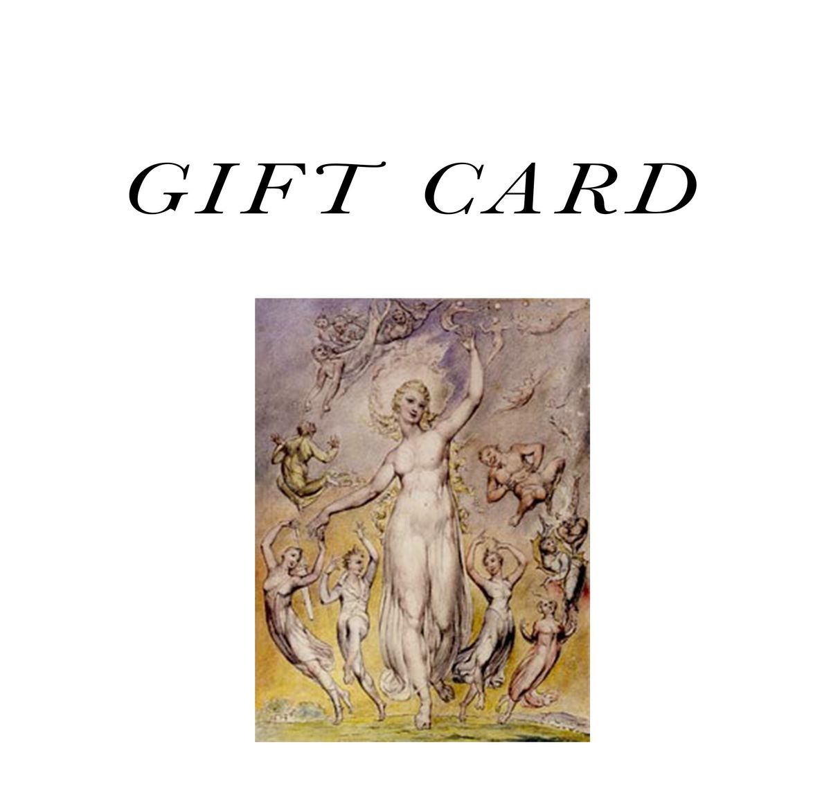 Gift card - product image