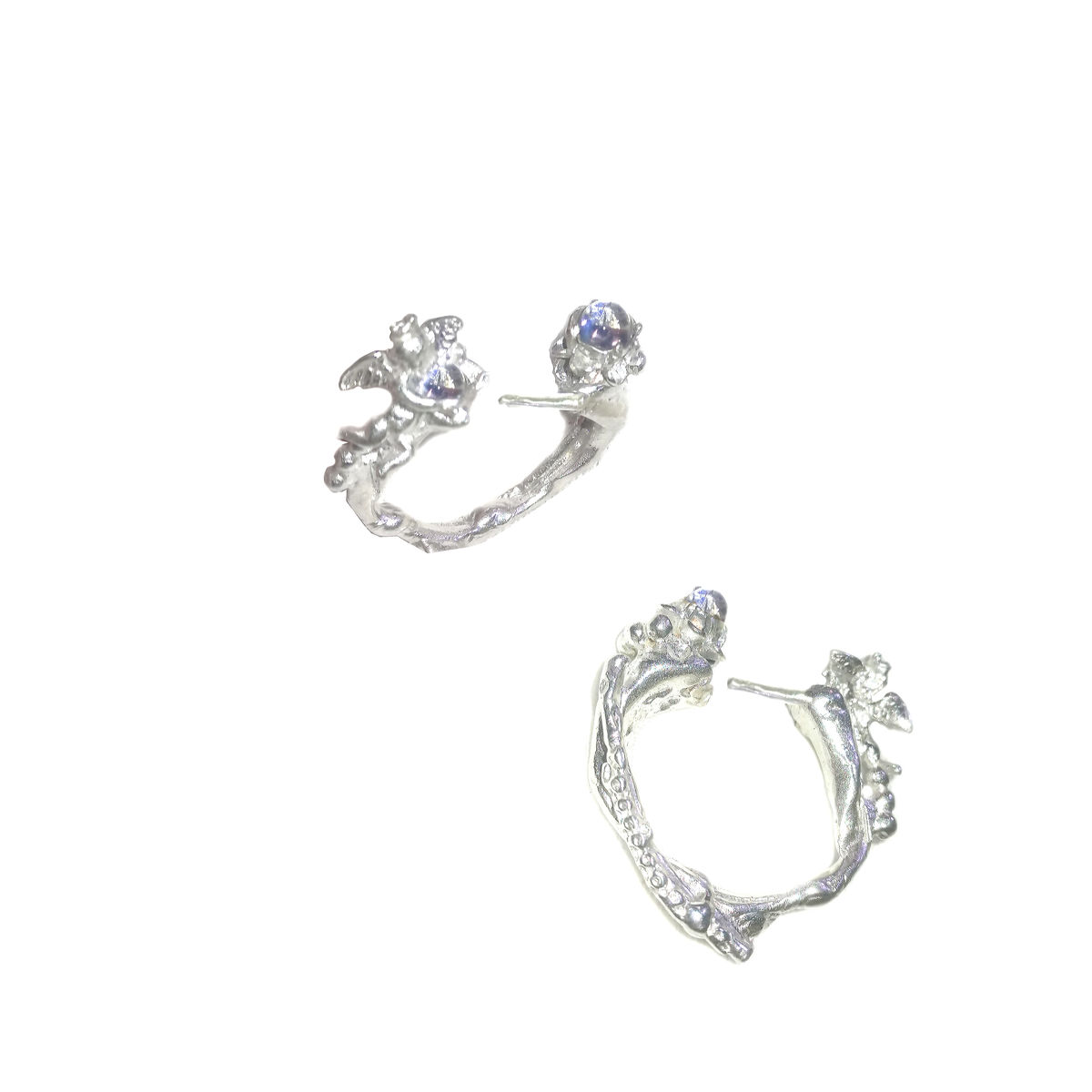 Symphony hoop earrings - product images  of