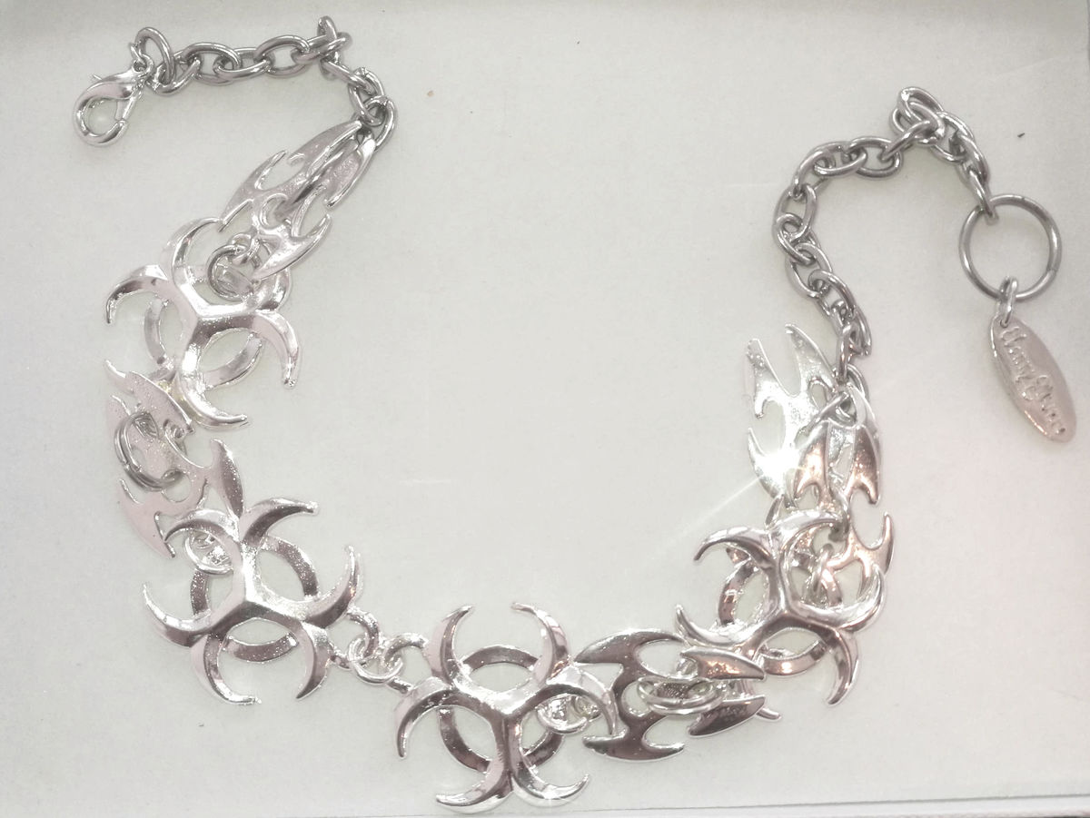 Empire choker Silver - product images  of