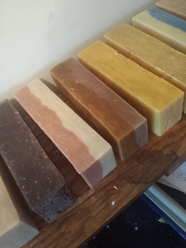 Vanilla, Sandalwood and Spice Soap