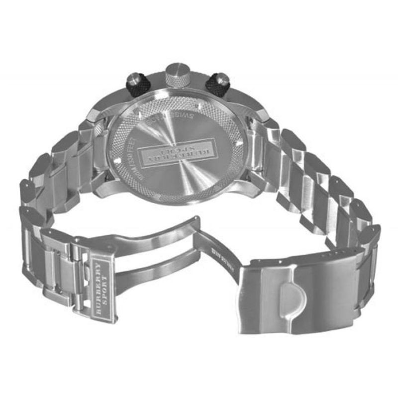 Burberry Stainless Steel Grey Watch BU7702 - product images  of