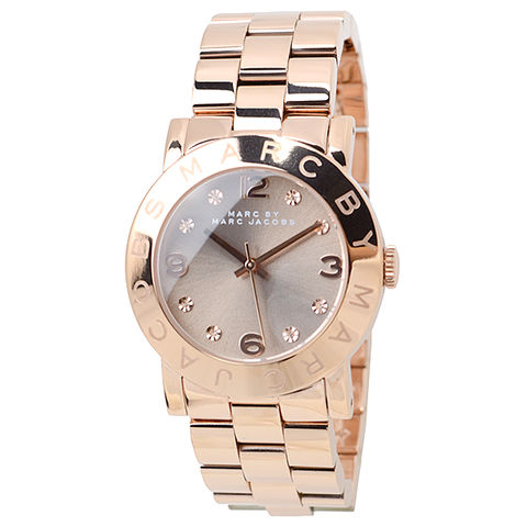 Marc,Jacobs,Women's,Rose,Gold,Amy,Watch,MBM3221,Marc jacobs amy, marc jacobs, marc jacobs MBM3221, marc jacobs rose gold