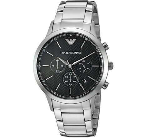 Armani,Men's,Sliver,Watch,AR2486,armani watch, men's armani watch, armani AR2486