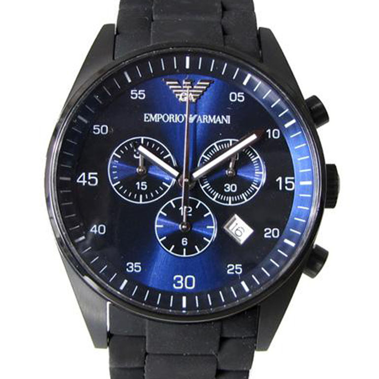 Armani Men's Sliver Watch AR5921 - product images  of