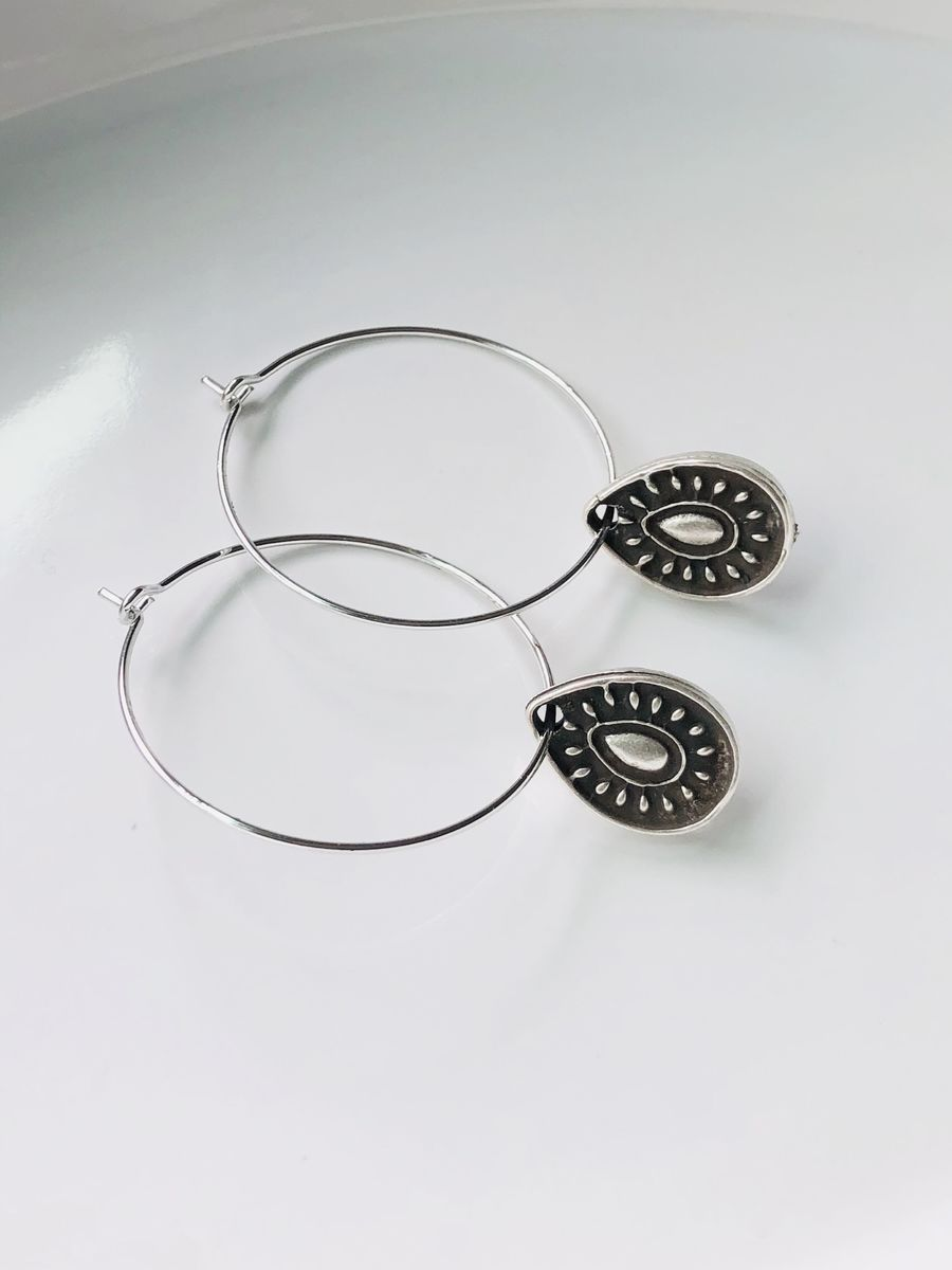 Olivia Hoops - product image