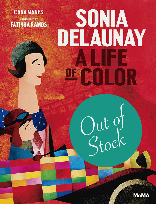 SONIA DELAUNAY. A LIFE OF COLOR - product images  of