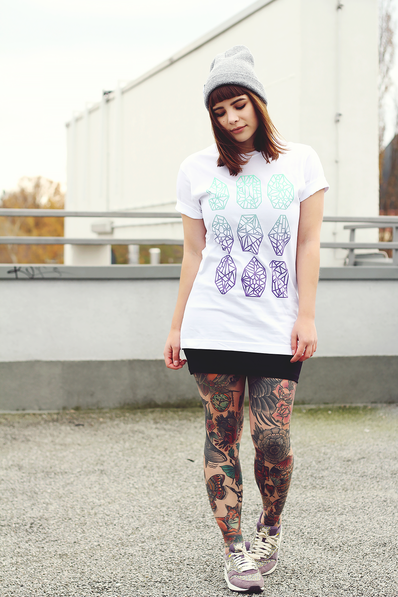 Geodes T-shirt - product images  of