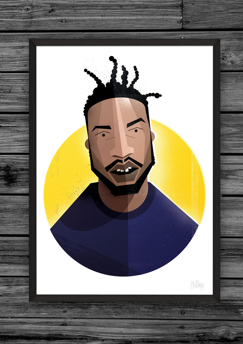 Hip Hop Head 20 - product image