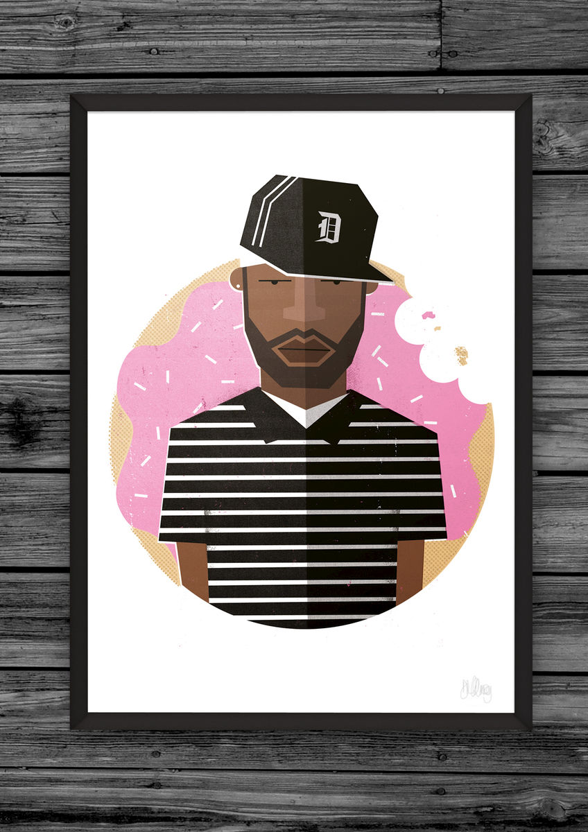 Hip Hop Head 10 - product images  of