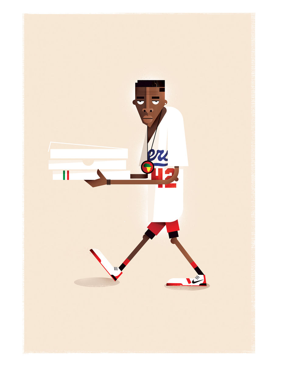 Mookie print - product images  of