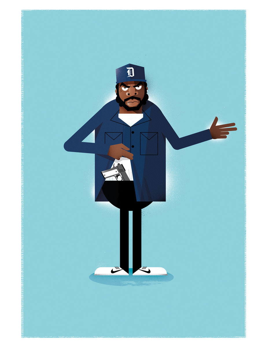 Doughboy print - product images  of